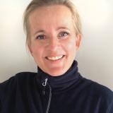 Line Skatvold Eide, licensed veterinarian